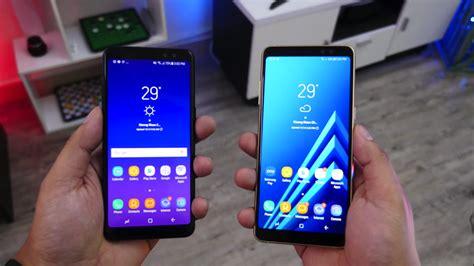 Samsung Galaxy A8 Di Samsung Galaxy A8 2018 E A8 Plus Protagonisti Di Una
