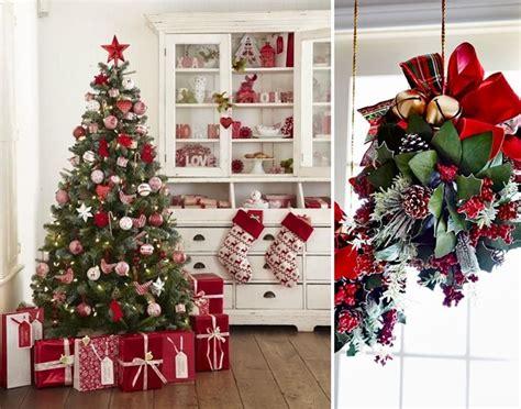 como decorar arboles de navidad blancos c 243 mo decorar el 225 rbol de navidad navidad pinterest