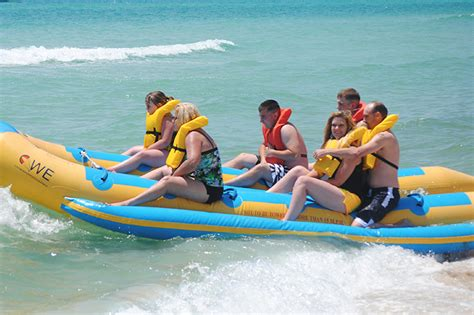 banana boat friends boat rides panama city beach the best beaches in the world