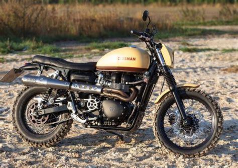 E Motorrad Kit by Lsl Clubman Kit Scrambler Per Kawasaki E Triumph