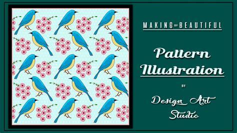 youtube pattern illustrator illustrator tutorial how to make pattern in illustrator