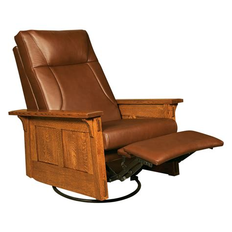 rocker swivel recliner chair mccoy swivel rocker recliner amish chairs recliners