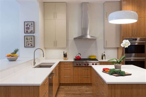 brooklyn kitchen cabinets townhouse renovation creates harmony through color