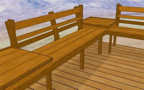 patio bench plans outdoor bench plans