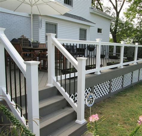 concrete railings balustrade system images