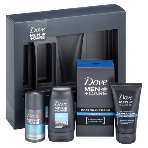 Dove Shoo Total Damage Treatment dove care total care essential gift pack free