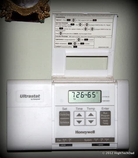 Honeywell's WiFi Enabled Thermostat is Hot, Cool, Controlled Remotely & Easy to Install