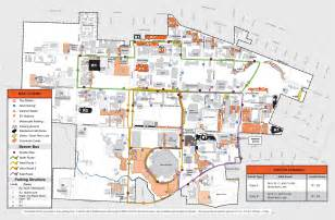 u of oregon map osu beaver finance and administration oregon state