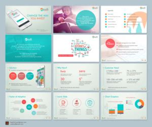Upmarket Bold Powerpoint Design Design For Ishaan Gupta A Company In India Well Designed Powerpoint Templates