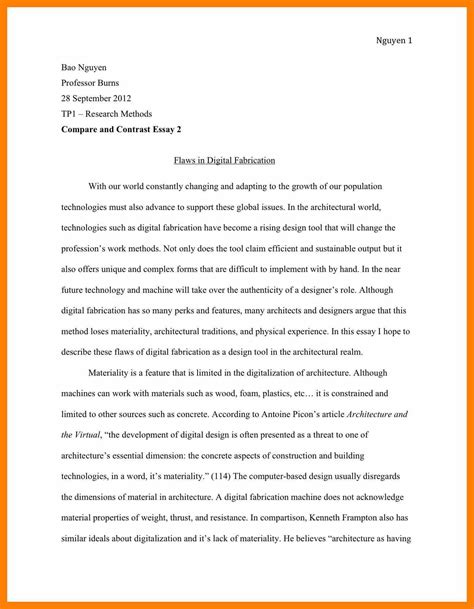 Biography Essay by 7 Biography Essay Exle Students Resume