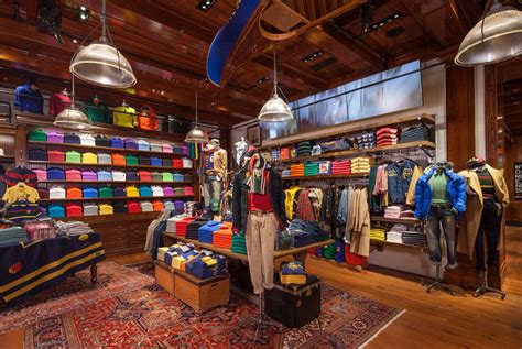 Woods Vintage Home Interiors by Ralph Lauren S First Polo Flagship Store Opens In New York