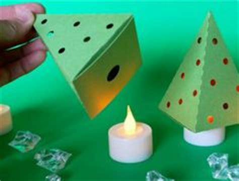 construction paper tree lit with tea light 1000 images about tea light crafts on tea lights battery operated and snowman