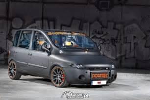 Fiat Multipla Tuned Fiat Multipla Tuning 2 Tuning