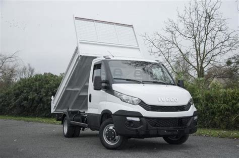 Garage Ecommoy by Voiture Occasion Iveco Daily 35c13 2 3 Hpi 126 Ch Benne