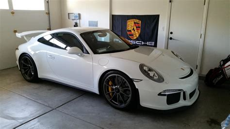 porsche white gt3 2014 991 gt3 white rennlist porsche discussion forums