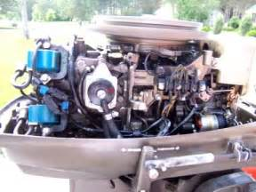 rebuilt 1976 35 hp johnson seahorse youtube