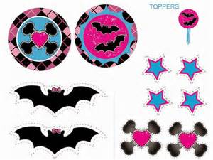 imagenes para hi monster high toppers y etiquetas para candy bar para