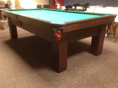 antique brunswick pool tables brunswick monarch antique pool table for sale in