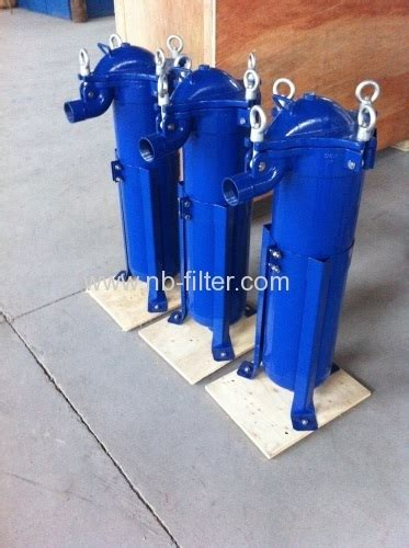 Supplier Realpict Flow Top By Rinaya sizes 2 top flow carbon steel bag filter housings manufacturer supplier