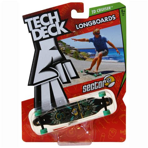 Cruising Longboard Decks by Tech Deck Longboards From Tech Deck Wwsm