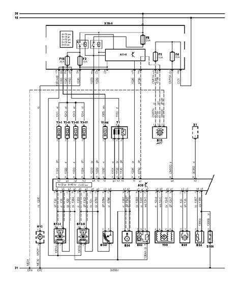 peugeot bsi wiring diagram peugeot wiring and circuit