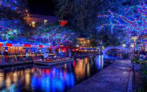 lights in san antonio san antonio riverwalk