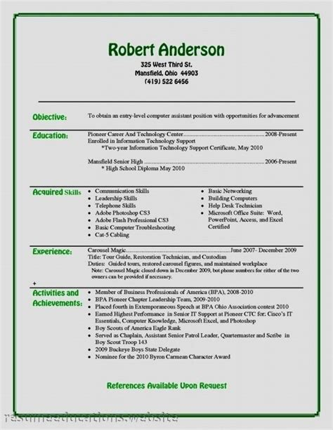 resume examples 2012 resume examples 2012 best sample resume