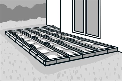 terrasse hornbach wpc terrasse bauen anleitung von hornbach