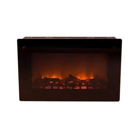 Wall Mounted Electric Fireplace Heater Electric Fireplace Wall Mount Flat Screen Space Heater Indoor Decor Safety Fireplaces