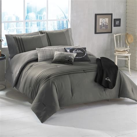 bed body beyond guest room quiksilver rogue decorative bedding set bed