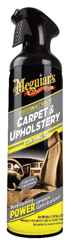 meguiars carpet upholstery cleaner meguiars g9719 carpet upholstery cleaner 19 oz