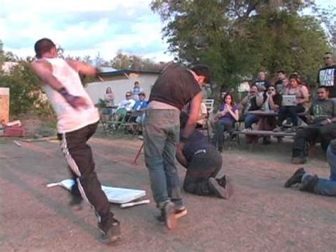 esw backyard wrestling august 24th 2013 recap youtube
