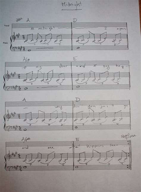 secret we the piano allison crowe words and songbook sheet