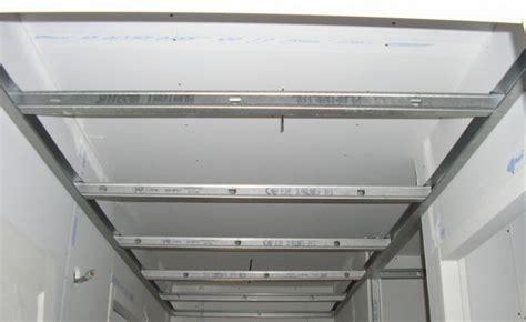 Faux Plafond Placo Suspendu by Un Faux Plafond En Placo Menuiserie Image Et Conseil