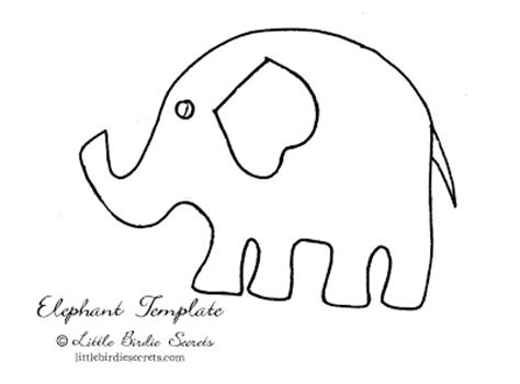 printable elephant shapes elephants on parade quilt with easy fusible applique