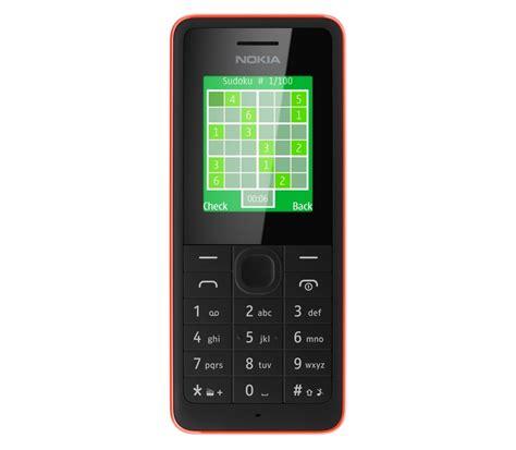 Nokia 107 Dual Sim cheap and stylish nokia 106 and 107 dual sim