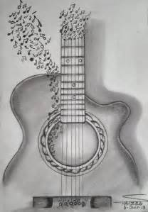 sketchbook library 3d pencil sketch guitar wallpapers 1000 images about