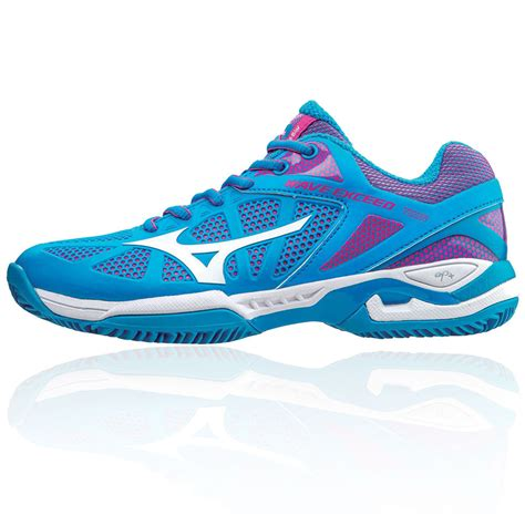 mizuno wave exceed tour cc s tennis shoes 60