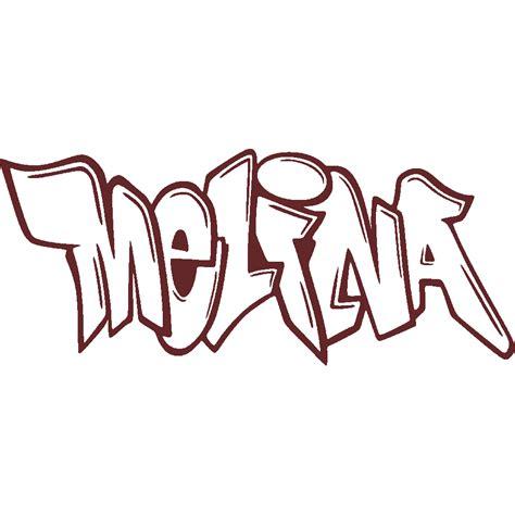 stickers melina graffiti art stick