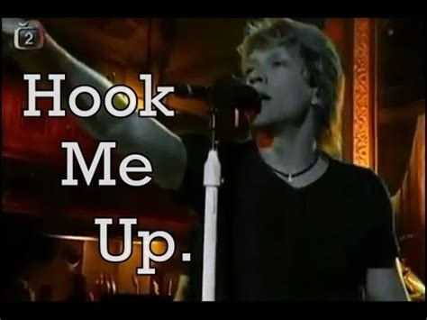 Hook Me Up by Bon Jovi Hook Me Up Subtitulado