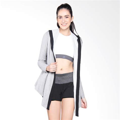 Setelan Wanita Adidas Sporty 58 jual adidas wrap me up cover up jaket olahraga wanita