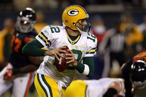 aaron rodgers and the green bay packers then and now the ultimate football coloring activity and stats book for adults and books aaron rodgers in green bay packers v chicago bears zimbio