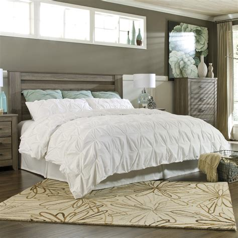 headboard california king ashley signature design zelen b248 68 king california king