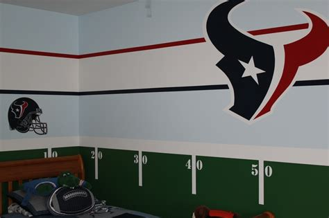 Texans Wall Decor by Houston Texans Room Houston Texans