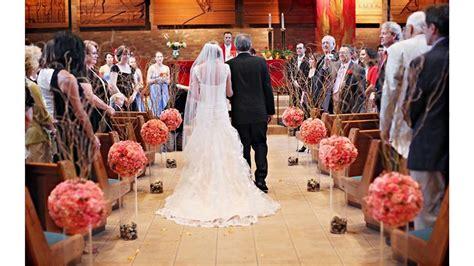 decoracion de iglesia para boda cristiana decoraci 243 n de la boda ideas de la iglesia youtube