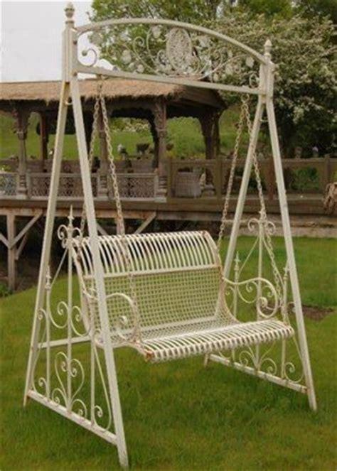 metal swing seat gardens metals and swings on pinterest