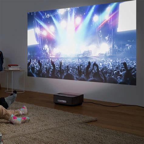 philips screeneo home theater projector theater