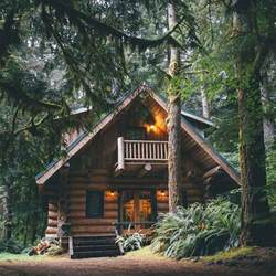 Cabin In The Woods by All I Need Is A Rustic Cabin In The Woods 27
