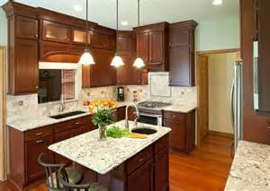 cherry kitchen ideas kitchen ideas with cherry cabinets search