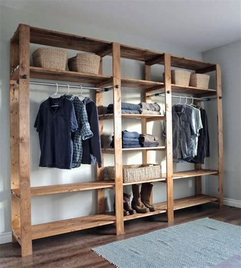 how to build a closet in a room with no closet build dressing room itself craft ideas instructions and